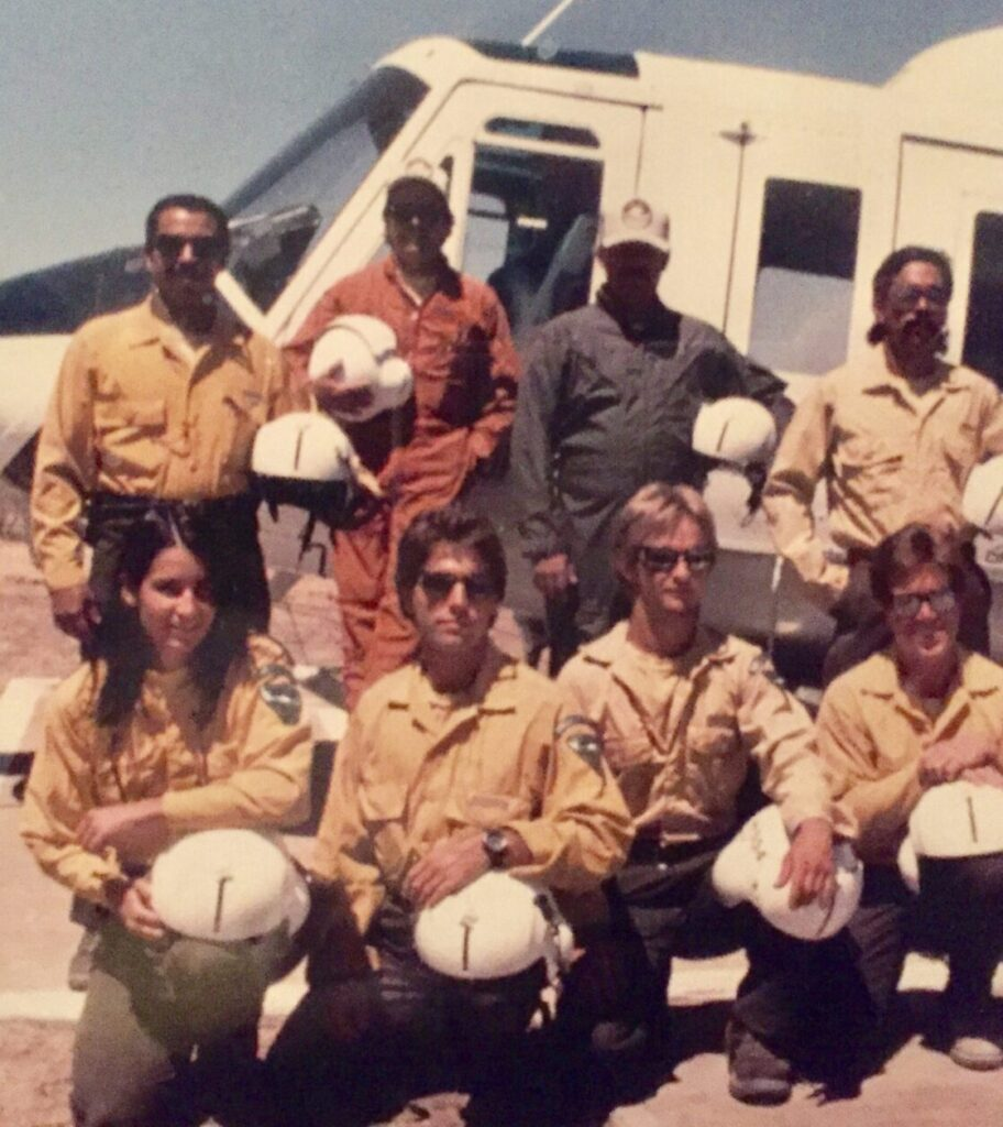 california wildfires, women firefighters